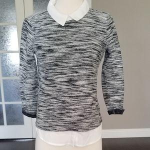 Ann Taylor blouse XS Petite